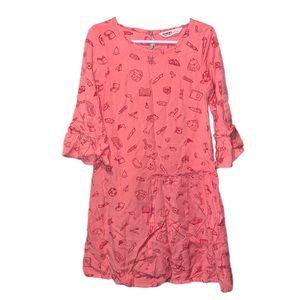 Beebay Kids Coral School Dress - 7